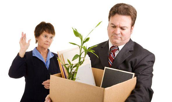 Увольнение сотрудников при банкротстве организации