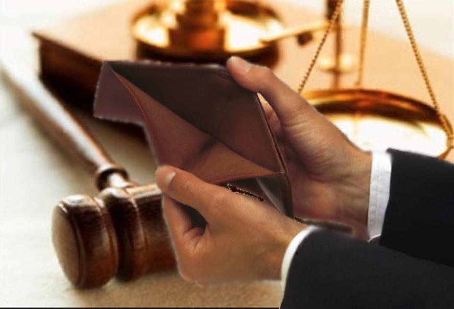 Инициализация процедуры банкротства