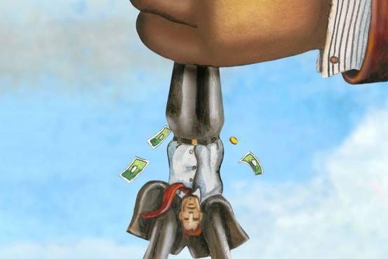 Кому выгодно банкротное дело