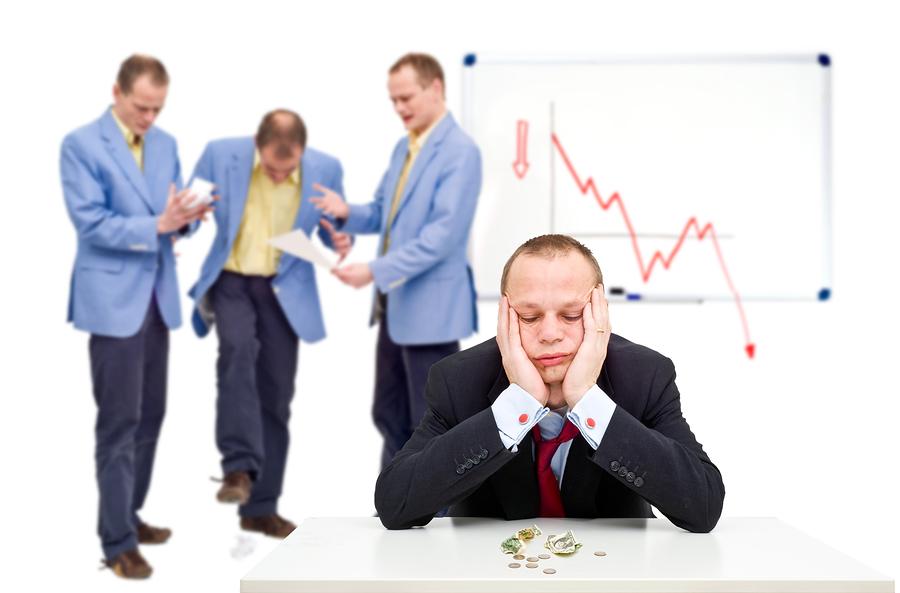 Статистика банкротства