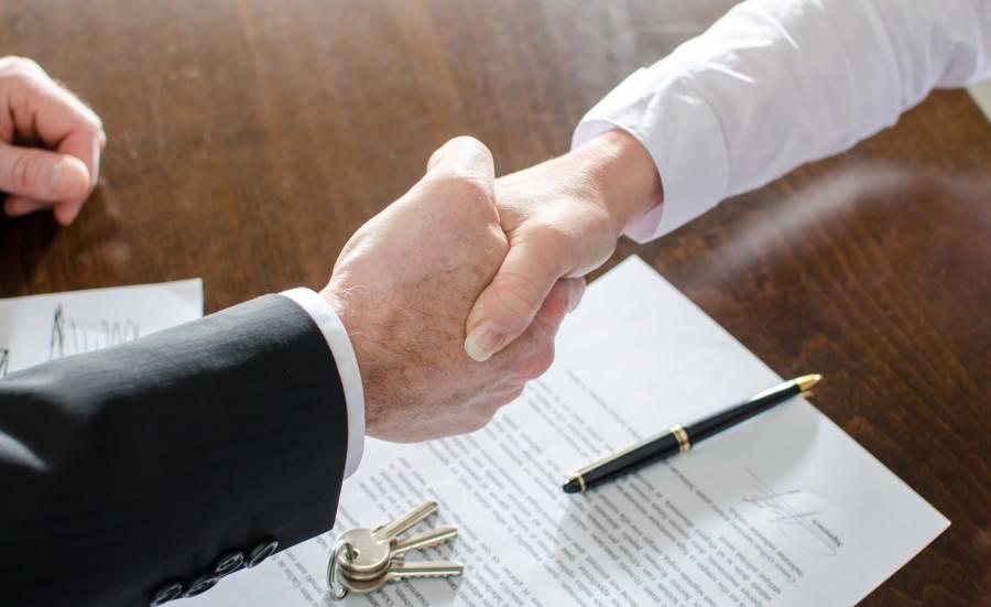 Подписание нового соглашения