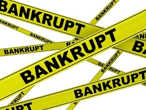 Банкротство кредитных организаций