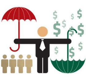 Регулировка деятельности страховых компаний